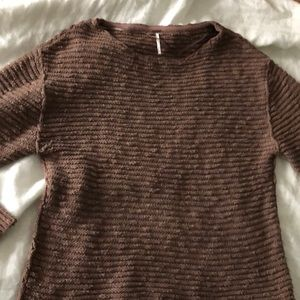 Freepeople knitted oversize sweater